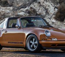 Deze Porsche 911 Targa is dé ultieme auto voor de zomer