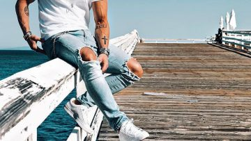 Deze jeans zijn perfect voor de warme zomerdagen