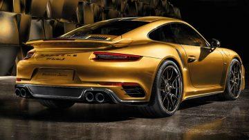 Maak kennis met de krachtigste Porsche 911 Turbo S ooit