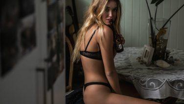 Georgia Ansell is de droomvrouw van iedere man