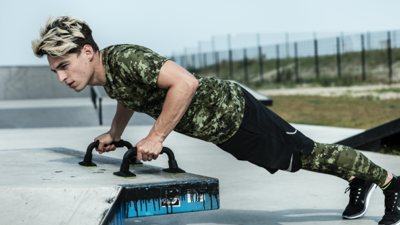 Waarom ik fit zijn verkoos boven een sixpack
