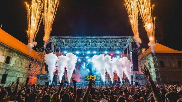 Een must-visit voor de festivalliefhebber:  Electric Castle Festival in Roemenië
