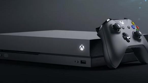 Dit is hoe de nieuwste Xbox One X eruit komt te zien