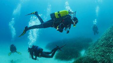 Reislust #21: de mooiste plekken om te duiken in Europa