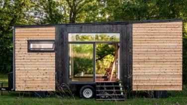 Dit tiny house heeft alles wat je nodig hebt