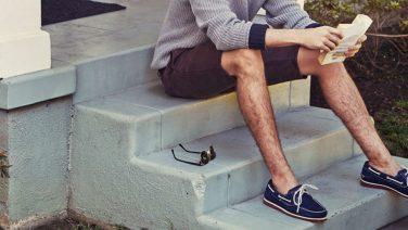 Zo combineer je de juiste schoenen bij de juiste korte broek