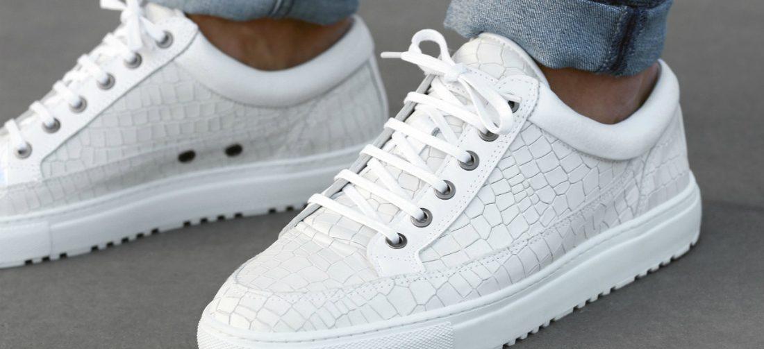 Zo gaan je sneakers langer mee