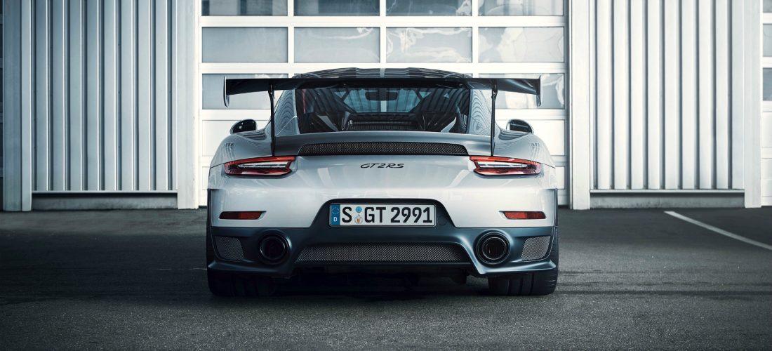 De snelste straatlegale Porsche ooit: de 911 GT2 RS