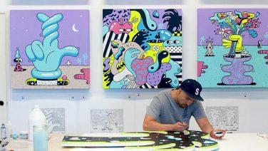 10 grafische ontwerpers op Instagram die je gezien wilt hebben