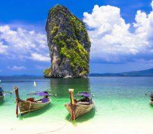 Reislust #23: verdwaalde rotsen en vissen vangen met je blote handen in Krabi, Thailand
