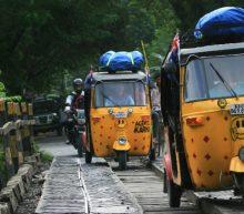 Reislust #24: met je gepimpte tuk tuk roadtrippen door India