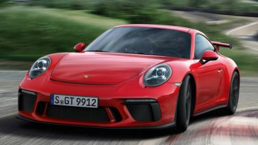 Maak kennis met de nieuwe Porsche 911 GT3
