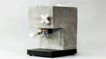Koffie en kunst komen samen met deze espresso-machine