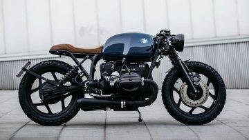 Deze klassieke BMW R80 is de droom van iedere man