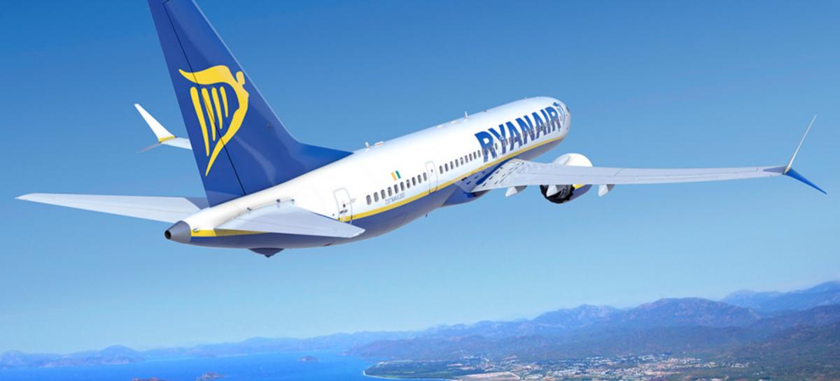Ryanair doet vandaag 500.000 tickets weg tussen de 13 en 30 euro