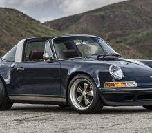 Maak kennis met de Porsche 911 Singer  Stone Canyon