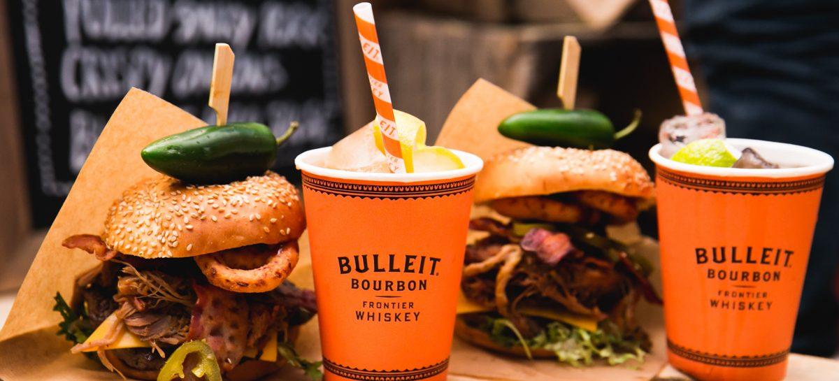 Bourbon whiskey en Burgers dit weekend op NDSM-Foodfestival