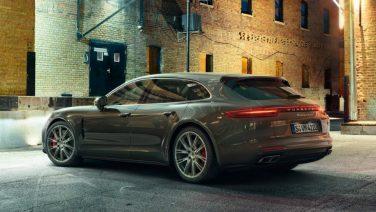 Porsche's eerste stationwagon is hier: de Porsche Panamera Sport Turismo
