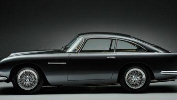 De Aston Martin DB4 GT uit 1963 is de droom van iedere man