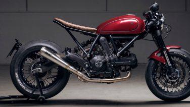 De Ducati Scrambler sixty2 heeft alles wat je zoek in een custom bike