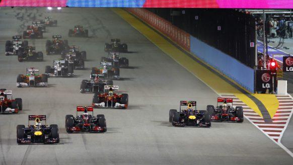 Bucketlist: het bezoeken van een Grand Prix