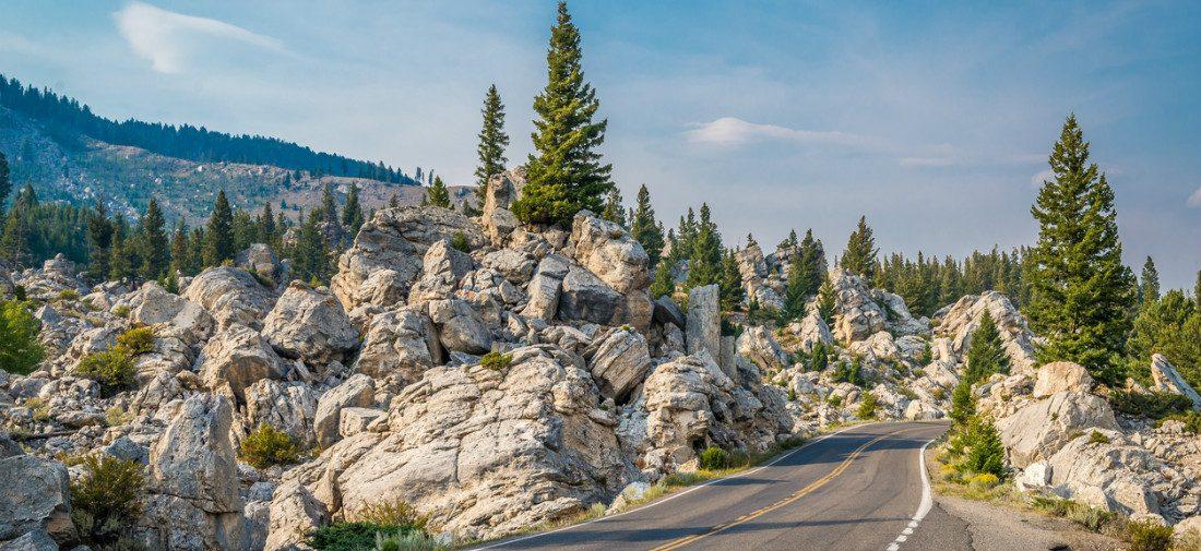 De meest unieke roadtrips ter wereld