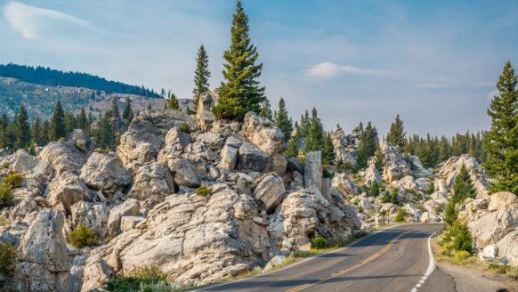 De meest unieke roadtrips ter wereld die je gereden wilt hebben