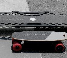 Kickstarter: het tofste elektrische skateboard tot nu toe