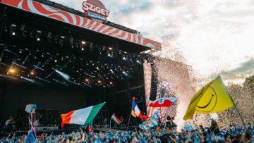 Dit is waarom Sziget Festival hoog op jouw bucketlist hoort te staan