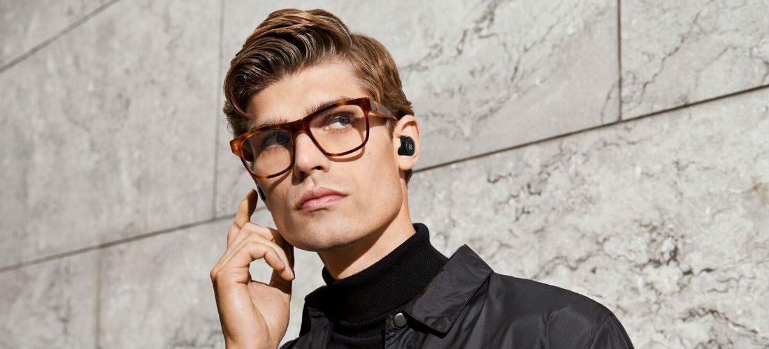 Maak kennis met de stijlvolste draadloze oortelefoon