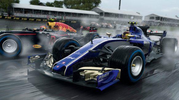 Review: Codemasters' F1 2017 speelt heerlijk weg