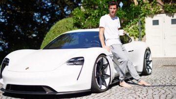 Maak kennis met Porsche's elektrische paradepaardje: Mission E