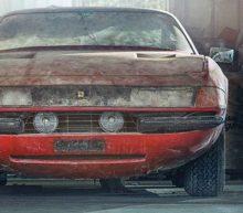 Deze Ferrari Daytona is de meest unieke garagevondst tot nu toe