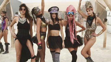 Dit waren de mooiste vrouwen op Burning Man 2017