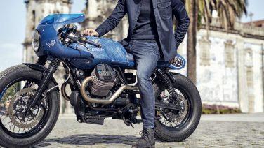 Maak kennis met de ultieme Moto Guzzi V7