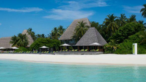 Binnenkijken: het Anantara Kihavah resort