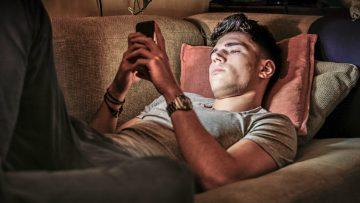 Porno kijken op je telefoon is niet slim