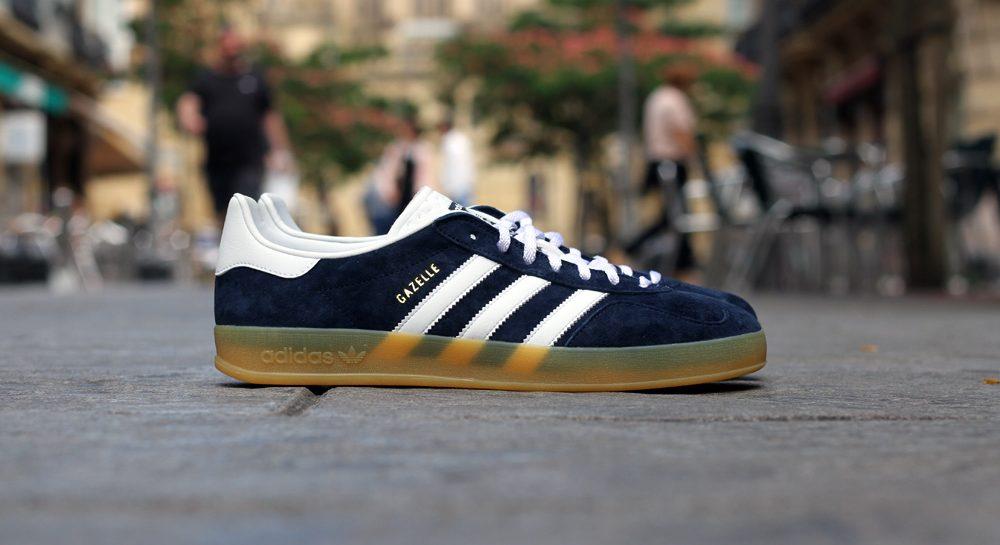 Iconische sneakers adidas gazelle indoor for Gazelle cuisine hors serie