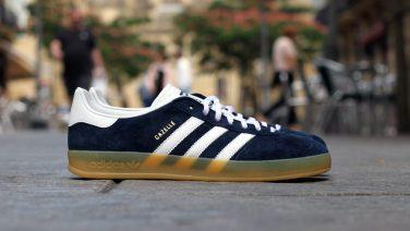 Iconische sneakers: Adidas Gazelle Indoor