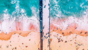 Fotoserie: indrukwekkende aerial shots van oogverblindende natuur