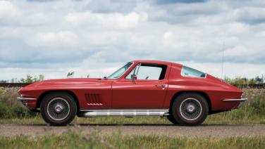 Ultieme klassiekers: 1967 Chevrolet Corvette Sting Ray