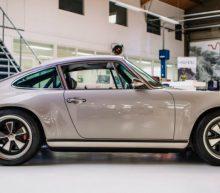 Maak kennis met de allereerste Porsche 911 Singer op Nederlands kenteken