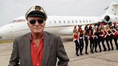 Playboy-oprichter Hugh Hefner is op 91-jarige leeftijd overleden