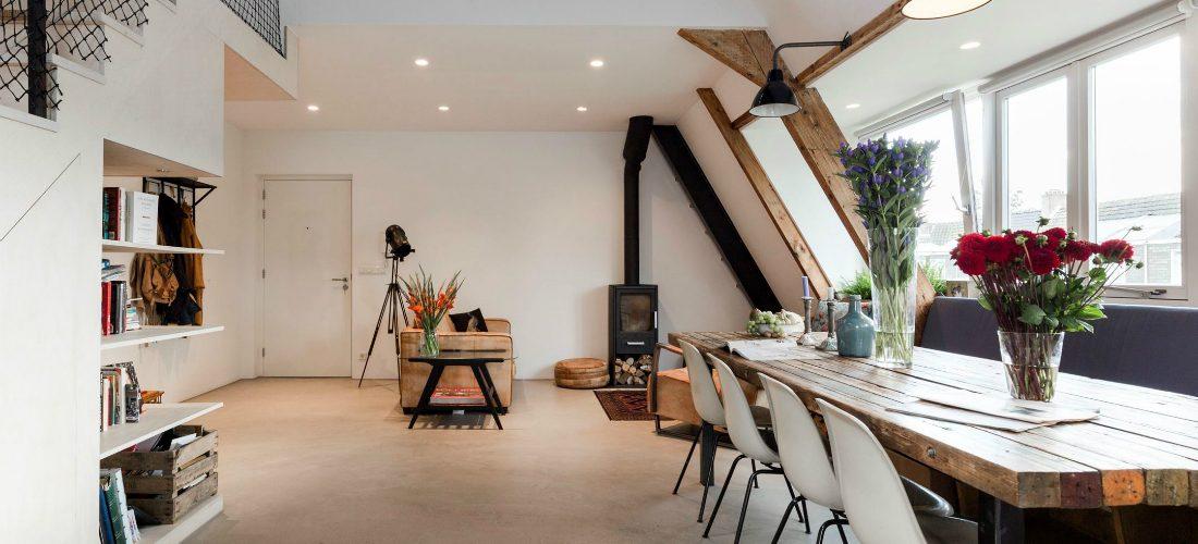 Dit zijn de meest stijlvolle 87m2 van Amsterdam