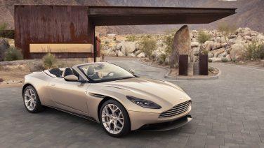 Maak kennis met de nieuwe Aston Martin DB11 Volante