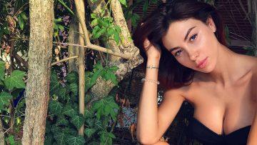 Valentina Fradegrada: een oogverblindend lichaam en een fraai gezichtje