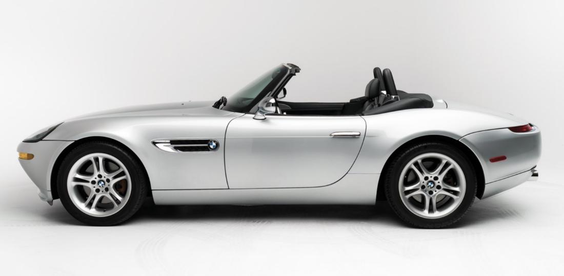 In deze Duitse sportwagen reed Steve Jobs
