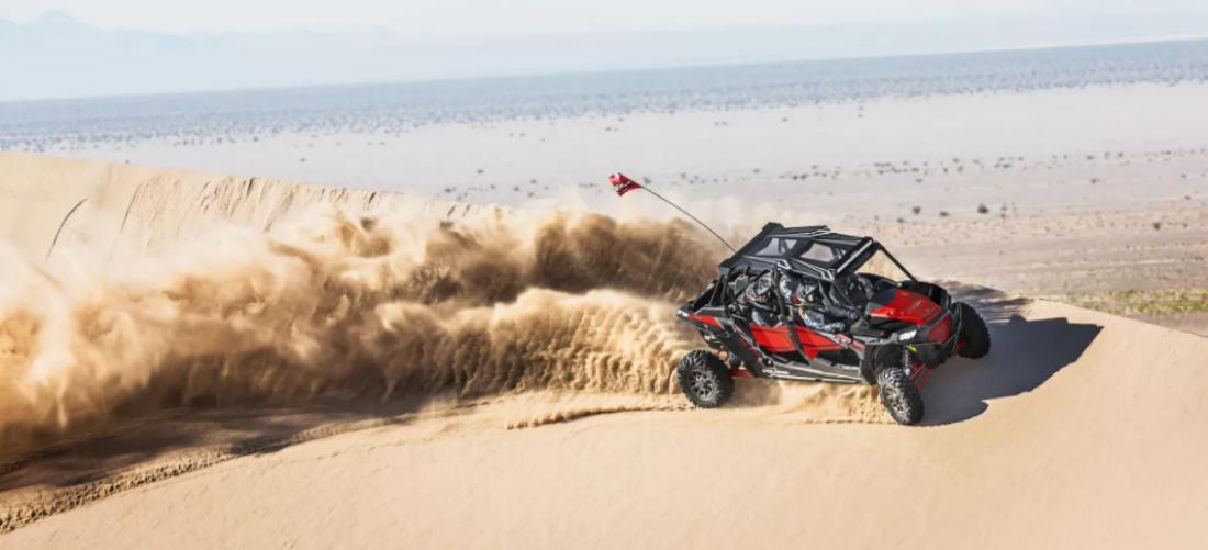 Bucketlist: offroad crossen door de zandduinen van Californië