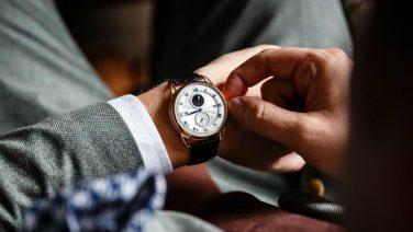 Waarom iedere man vroeg of laat een gouden horloge moet kopen