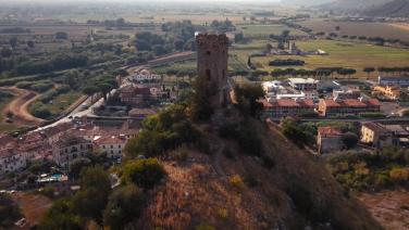 Toscane: de regio van de wijngaarden, olijfbomen en romantiek